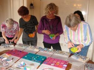 Selecting Beads