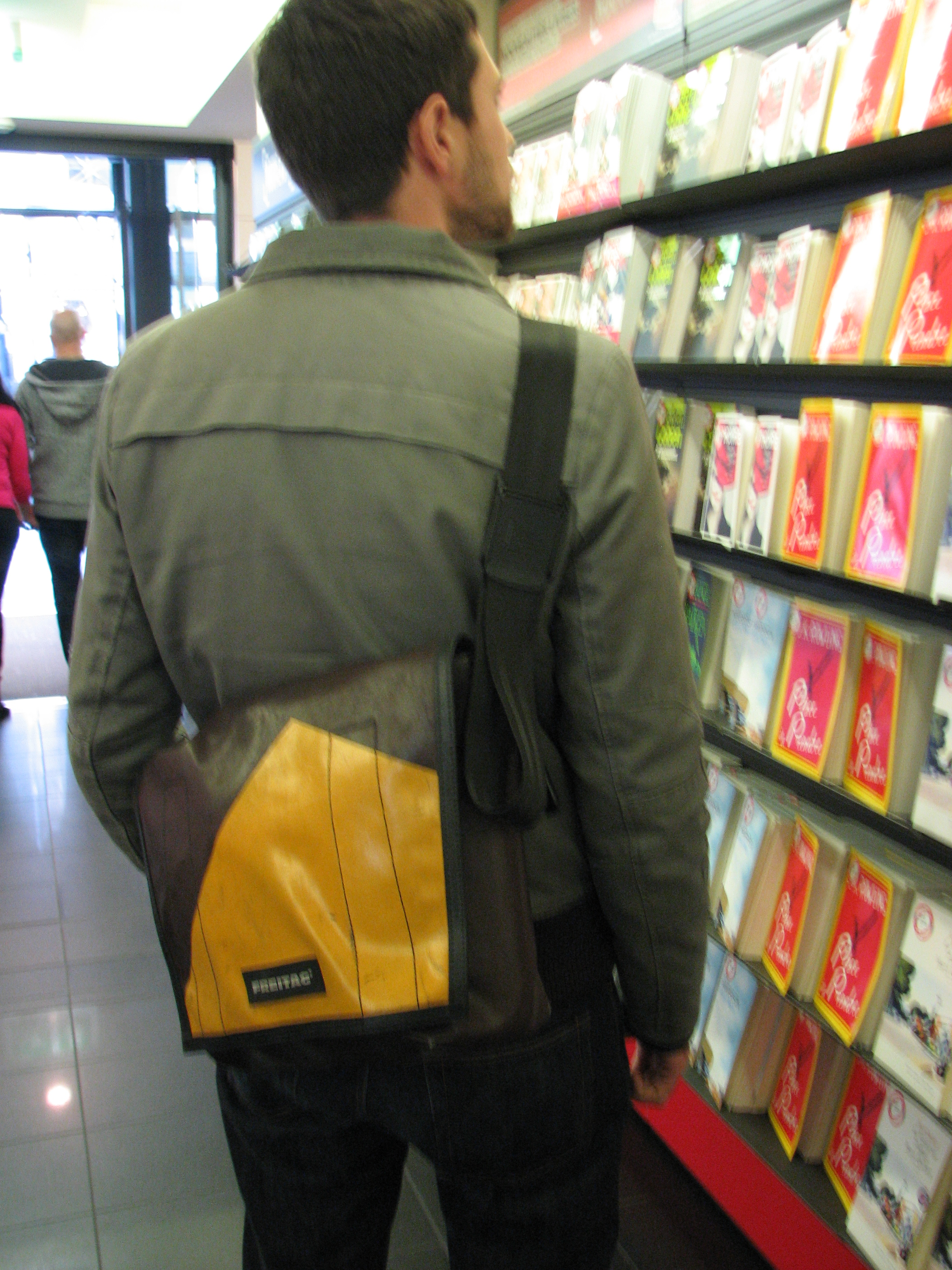 742873cd779c Freitag and the messenger bag generation