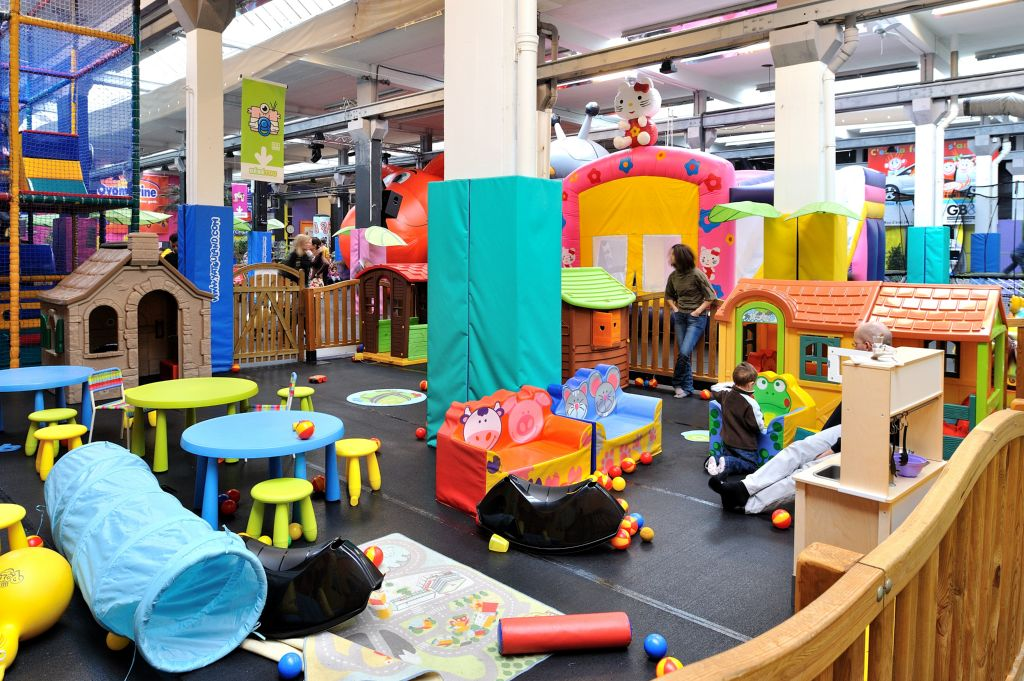 Cool Weather Ahead? Check Out These Indoor Play Areas For