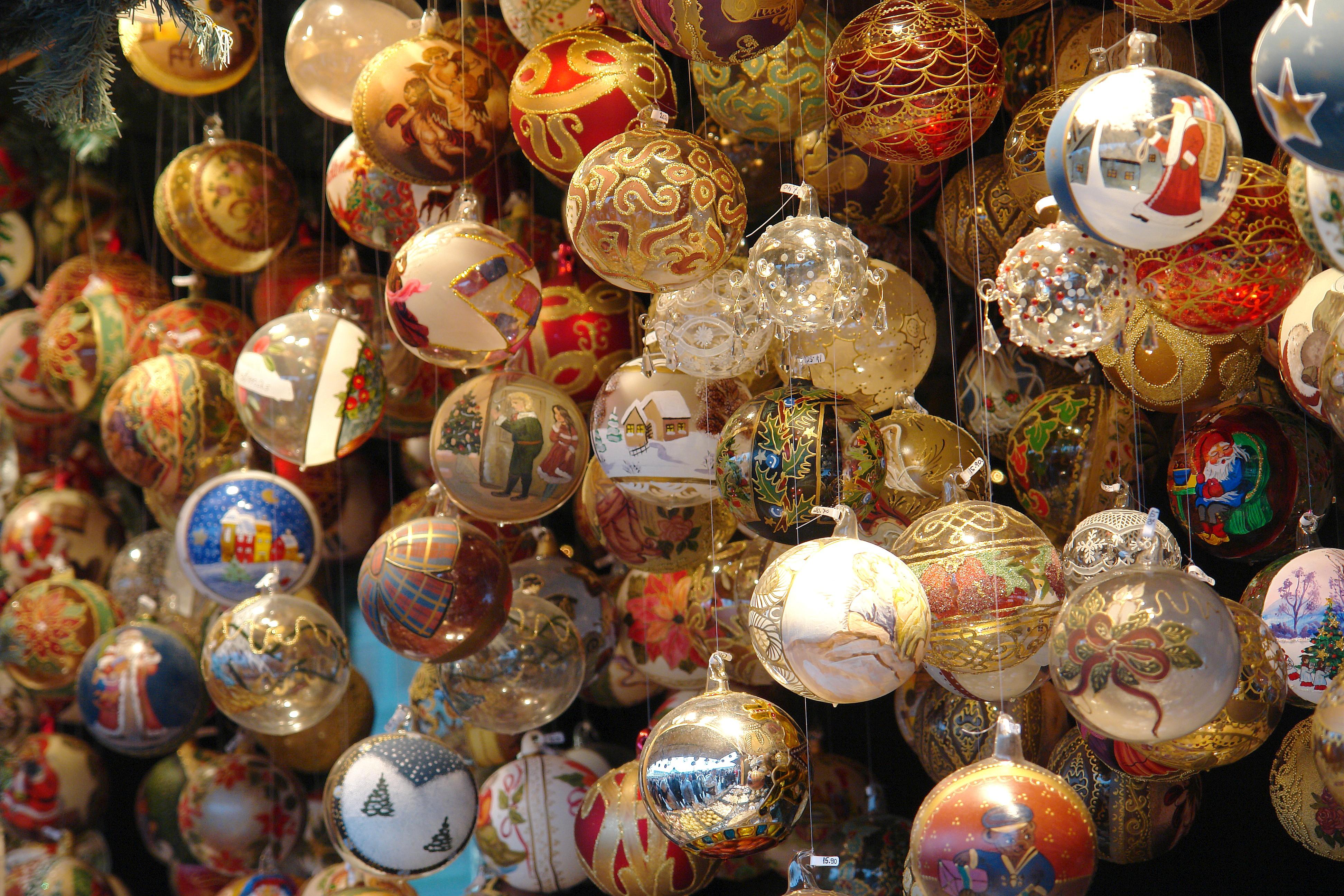 Christmas , Christmas markets