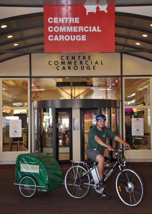 Geneva Caddie Service