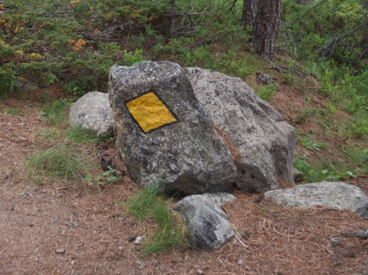Route marker 4479