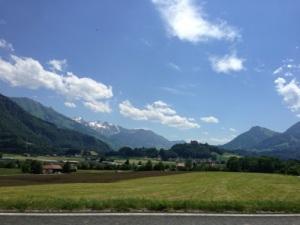Near Broc, Canton Fribourg, Switzerland