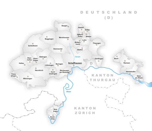 Canton of Schaffhausen