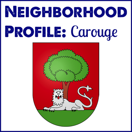 Neighborhood Profile: Carouge