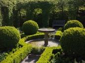 The Cloisters, in Le Jardin des Cinq Sens