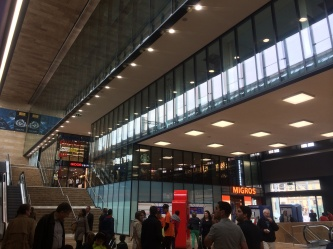 The new Migros, Starbucks, Subway and more
