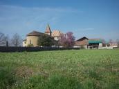 The Geneva countryside