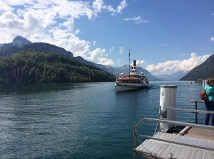 The Uri steamboat
