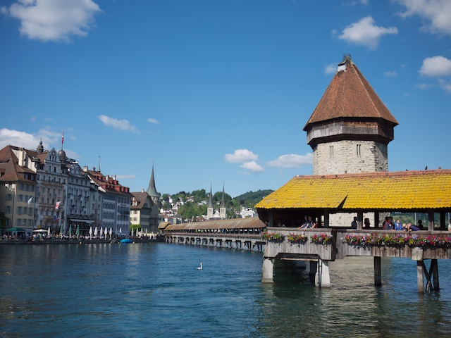 Discovering Lucerne On and Off the Beaten Path Living In Geneva