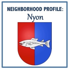 Nyon coat of arms