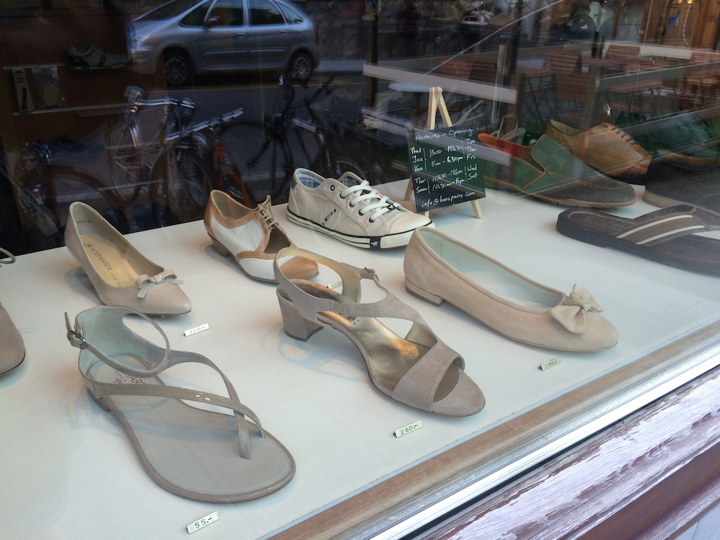 Making sense of us uk and european shoe sizes living in geneva shoes 6614 geenschuldenfo Images