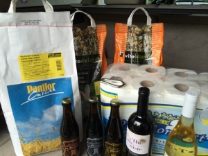 Local Geneva products.