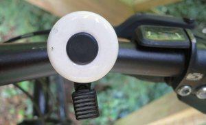 Bad bike bell.