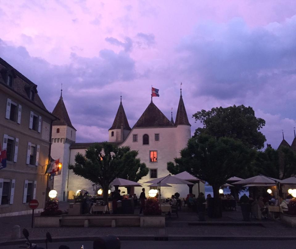 Nyon Castle