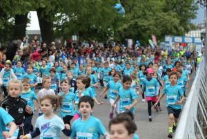 Geneva Marathon junior race
