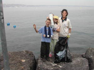 NetLeman Clean-Up Sept. 2006