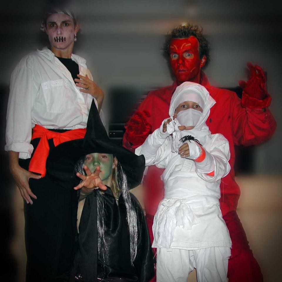 Halloween in Geneva