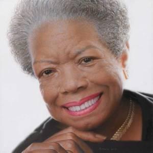Maya Angelou Ross Rossin