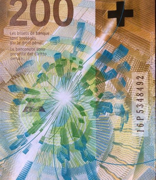 New Swiss Franc